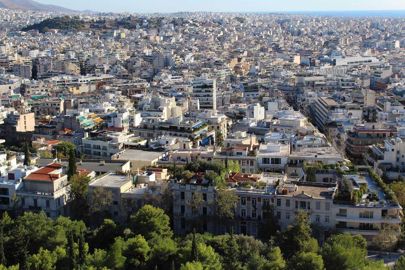 Ενεργειακή κατανάλωσή στα ελληνικά κτήρια
