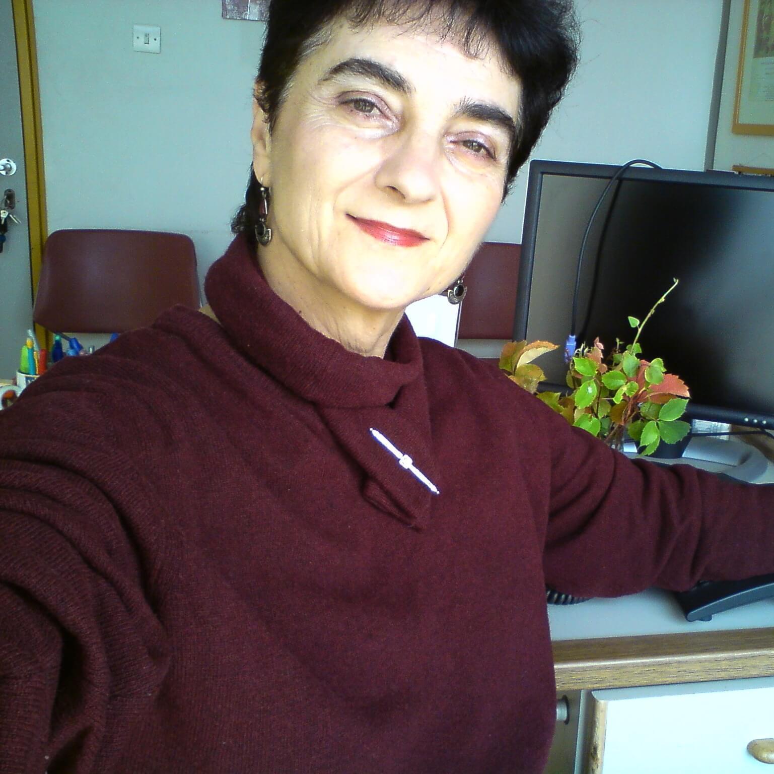Μαρία Σιδηροπούλου | Καθηγήτρια | Τμήμα Αγγλικής Γλώσσας και Φιλολογίας ΕΚΠΑ