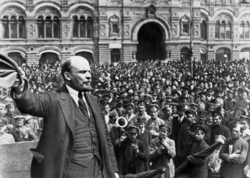 1917 - 2017: ΜΙΑ ΕΠΕΤΕΙΟΣ ΜΗΝΥΜΑ ΓΙΑ ΤΟΝ ΣΥΓΧΡΟΝΟ ΚΟΣΜΟ