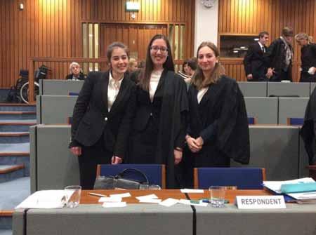 Ομάδα Νομικής Σχολής ΕΚΠΑ